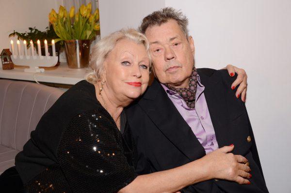 Николай Караченцов и Людмила Поргина, фото:m.123ru.net