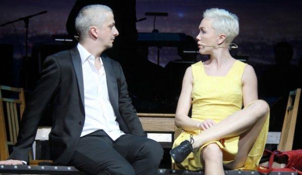 Константин Богомолов и Дарья Мороз. Фото