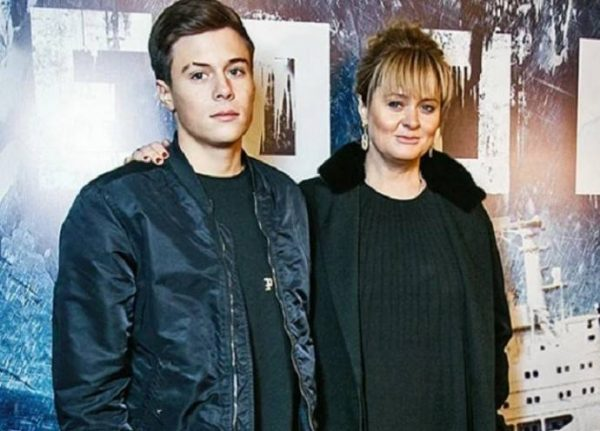 Андрей Баков и Анна Михалкова