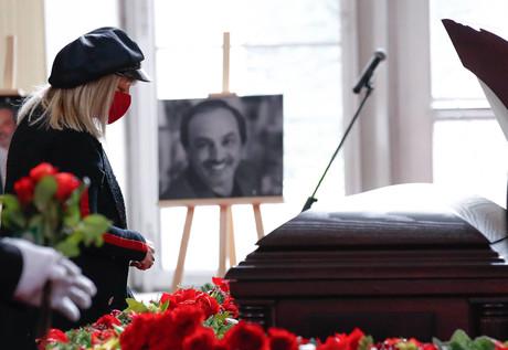 Похороны Бориса Краснова