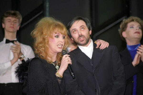 Борис Краснов и Пугачева