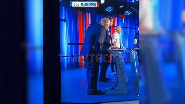 Жириновский теледебаты