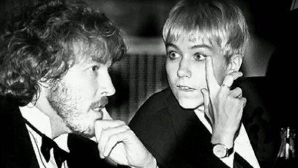 Стриж и Макаревич