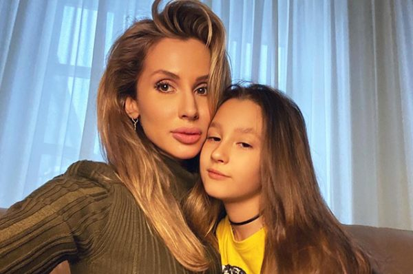 Светлана Лобода с Евой