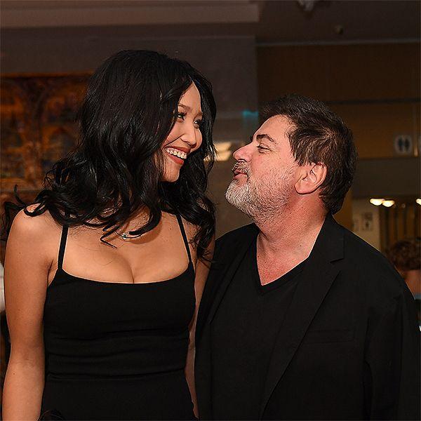 Дарина Эрвин с мужем