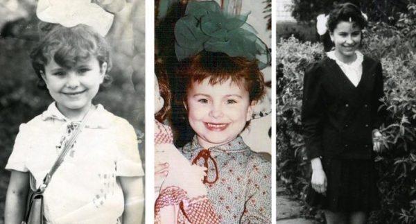 Ани Лорак в детстве. Фото