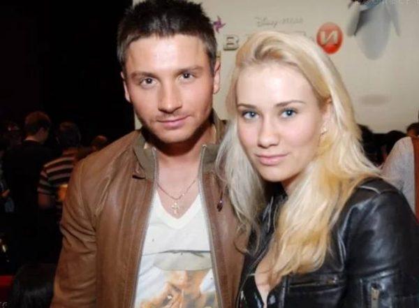 Сергей Лазарев и Анна Белодедова, фото:kleo.ru