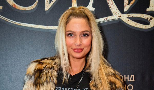 Наталья Рудова, фото:popcornnews.ru