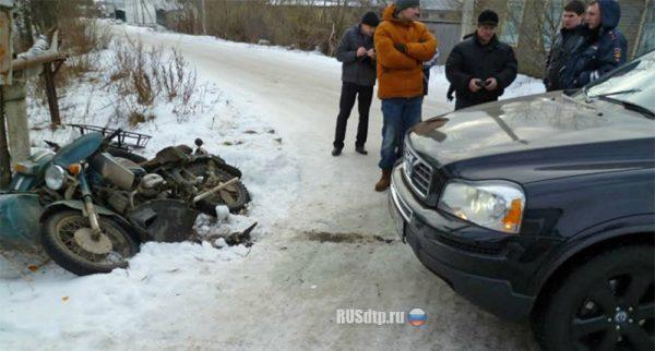 ДТП с участием Страхова. Фото rusdtp.ru