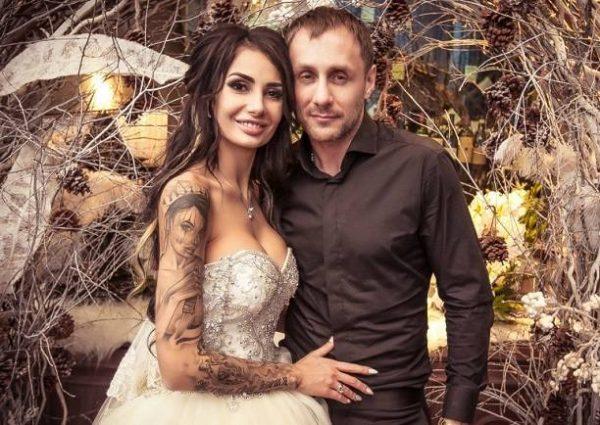Алана Мамаева и Александр Липовой, фото:paparazzi.ru