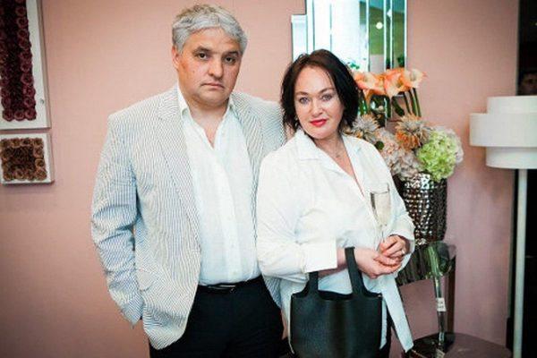 Игорь Бухаров, Лариса Гузеева, фото: medikforum.ru