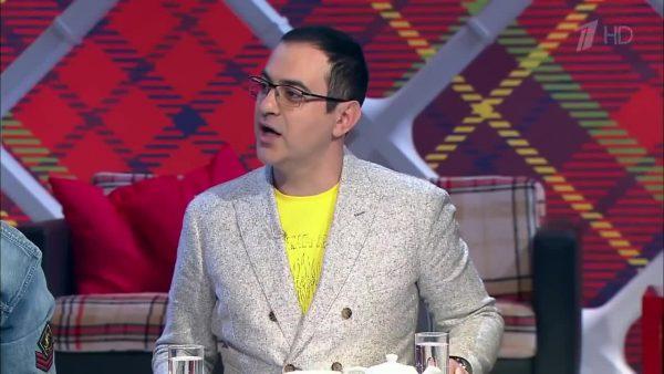 Гарик Мартиросян, кадр из выступления