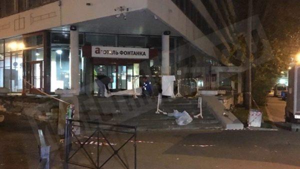 Место трагедии, фото:5-tv.ru