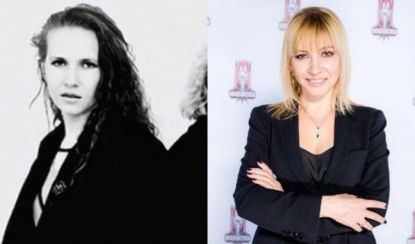 Татьяна Иванова раньше и теперь. Фото из открытого доступа