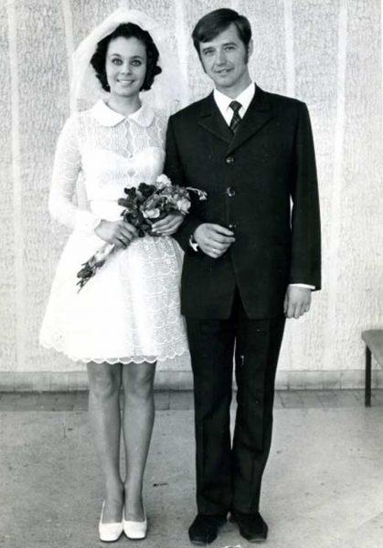 Любовь Полищук и Валерий Макаров, фото:cosmo.ru