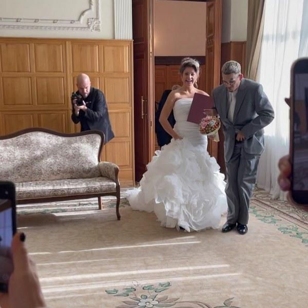 Свадьба Моргенштерна, фото