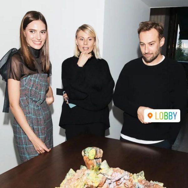 Екатерина Тулупова, Дмитрий Шепелев, фото: соцсети