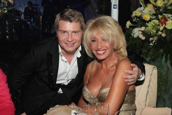Ирина Аллегрова и Николай Басков тоже очень дружны