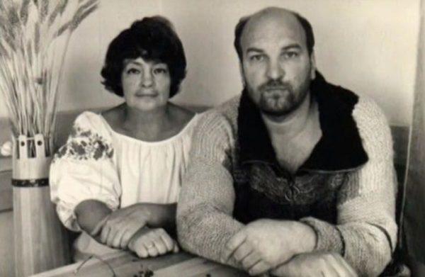 Галина Кожухова и Алексей Петренко