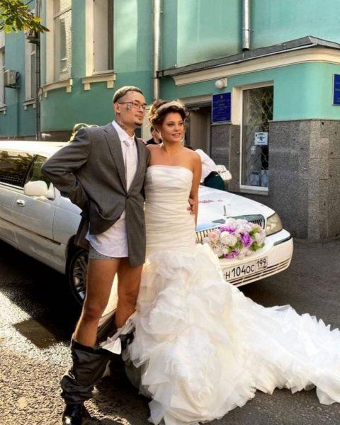 Свадьба Моргенштерна, фото:pronedra.ru