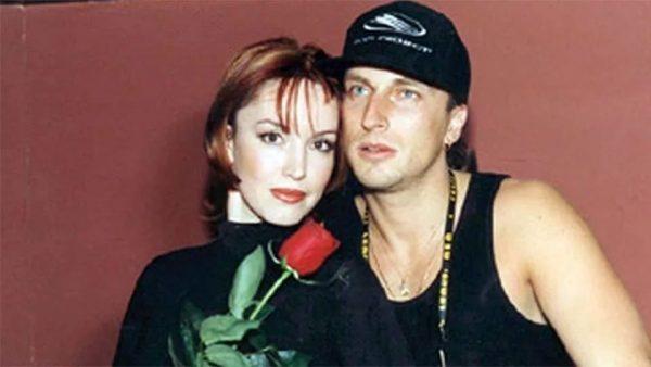 Анна Самохина и  Дмитрий Нагиев. фото:liganu.com