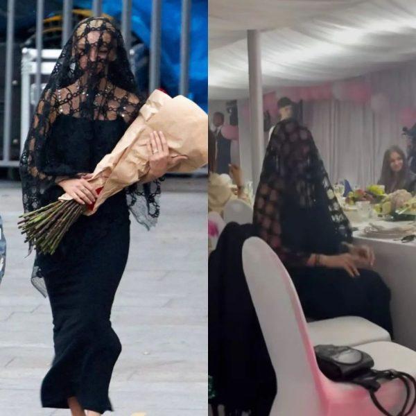 Настя Ивлеева на свадьбе Моргенштерна, фото:hochu.ua