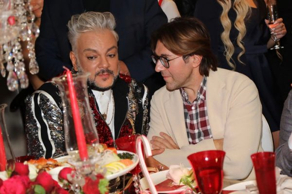 Андрей Малахов и Филипп Киркоров, фото: соцсети