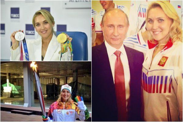 Костя Богомолов женится на чемпионке Весниной, поскольку Собчак сняли в бане с Джиганом