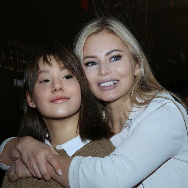 Дана Борисова с дочкой Полиной. Фото Вокруг ТВ