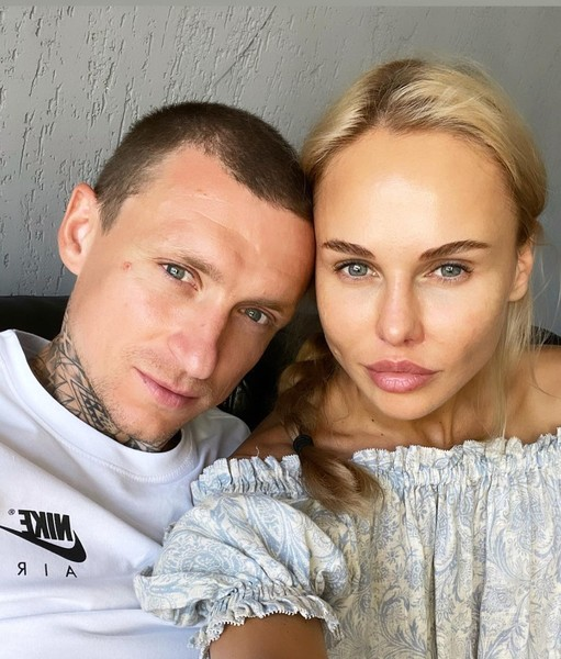 Мамаев закрутил роман с блогером Надеждой Санько
