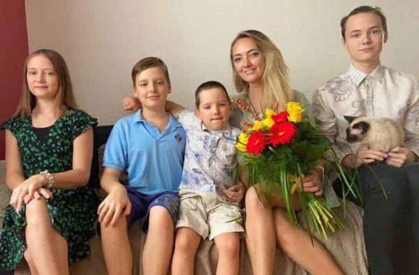 Дети Мальковых. Фото