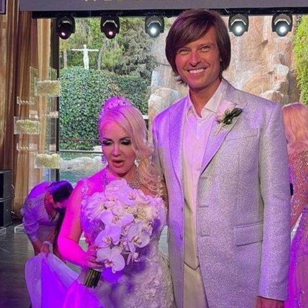 Прохор Шаляпин и Татьяна Дэвис, фото:news.myseldon.com