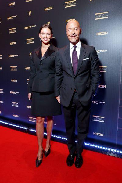Паулина Андреева и фёдор Бондарчук, фото:ru.hellomagazine.com