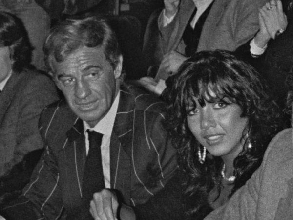 Жан-Поль Бельмондо и Мария Карлос Сотомайор в Париже, 1983 год