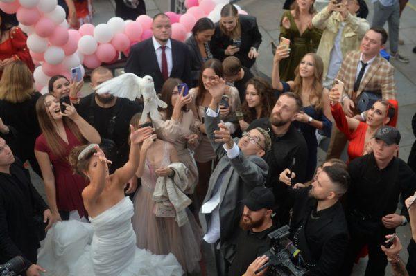 Свадьба Моргенштерна. фото:news.myseldon.com