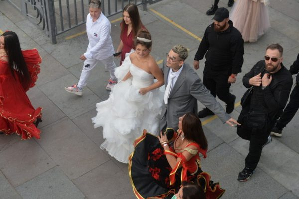 Свадьба Моргенштерна, фото:starhit.ru