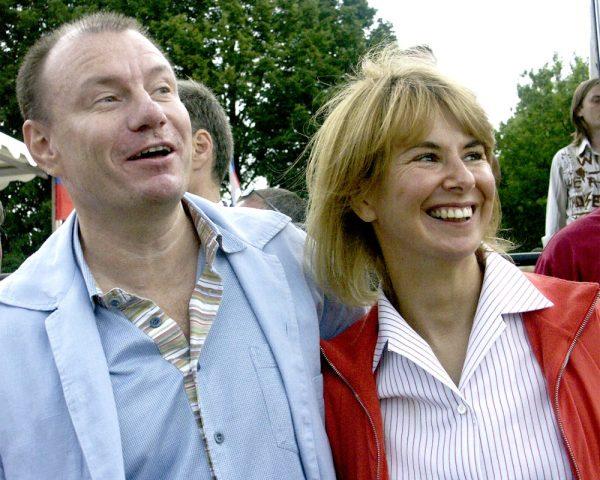Наталья и Владимир Потанины, фото:rbc.ru