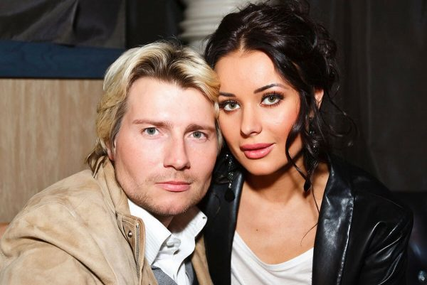 Николай Басков и Оксана Фёдорова