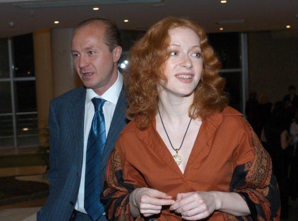 Наталья Рогожкина и Андрей Панин, фото:goodhouse.ru