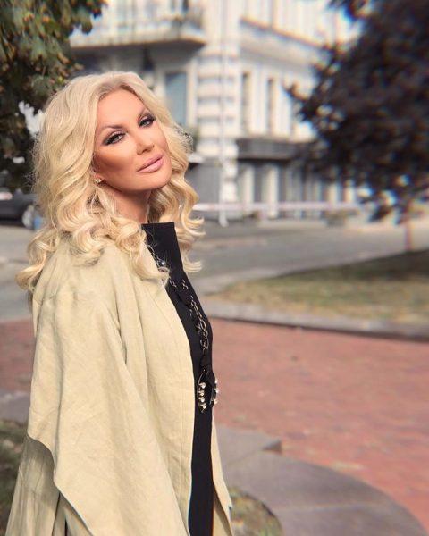 Таисия Повалий,