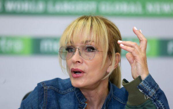 Лайма Вайкуле, фото:metronews.ru