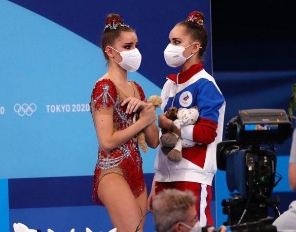 Сёстры Аверины, фото:m.sportsdaily.ru
