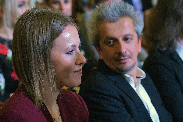Ксения Собчак и Константин Богомолов, фото:just-interes.ru