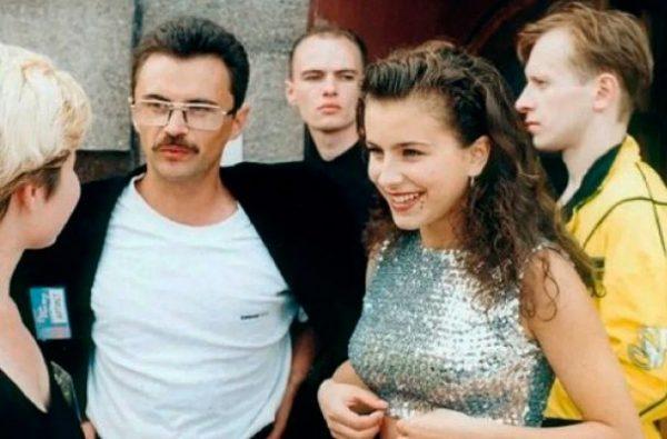 Ани Лорак и Юрий Фалёса. Фото uznayvse.ru