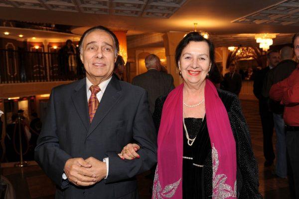 Николай Сличенко и Тамилла Агамирова: