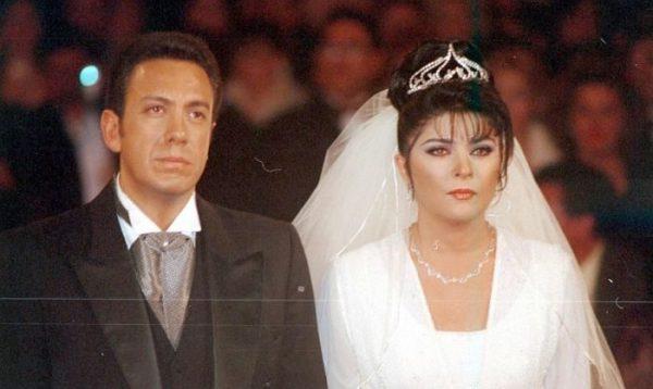 Свадьба Виктории Руффо и Омара Файяда