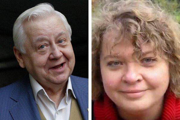 Олег и Александра Табаковы