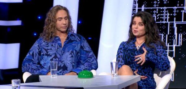Наташа Королева, Сергей Глушко, кадр из передачи