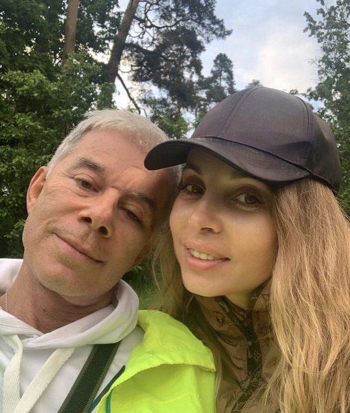 Олег и Марина Газмановы, фото:twitter.com
