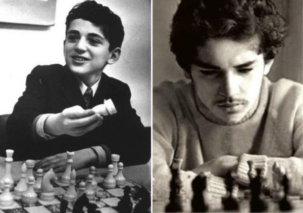 Гарри Каспаров в юности. Фото interesnosti.com